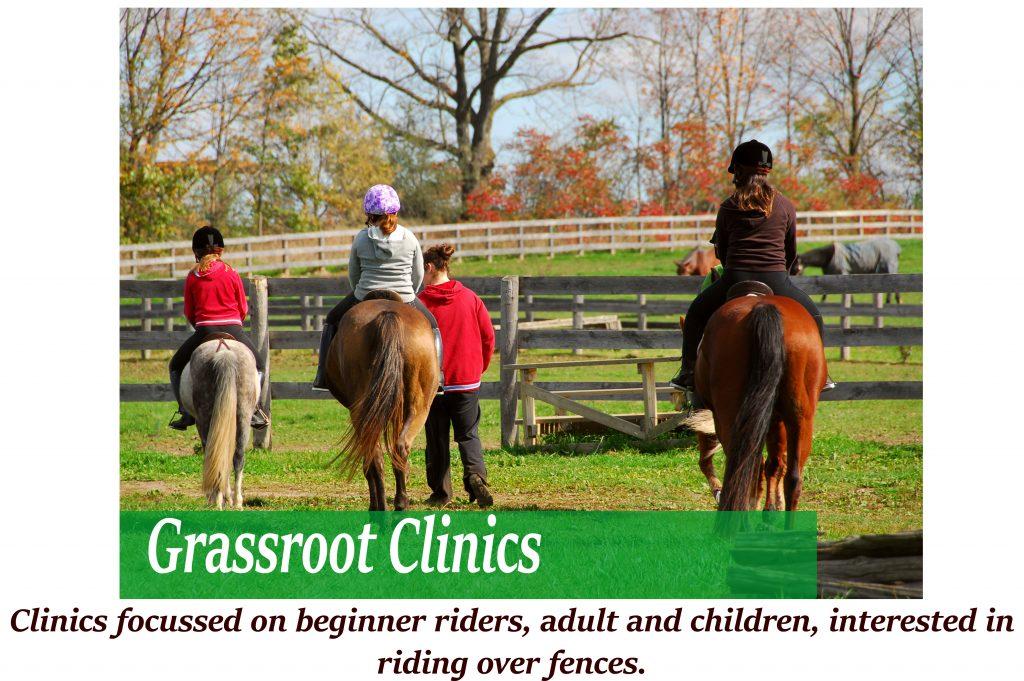 SHJA Grassroot Clinics
